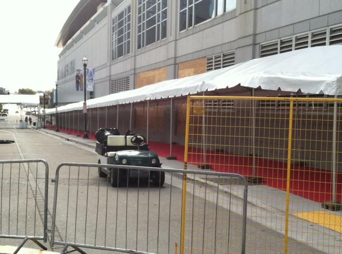 the bridgestone arena home of the cma awards