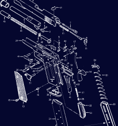 1911 schematic [ 1252 x 1624 Pixel ]