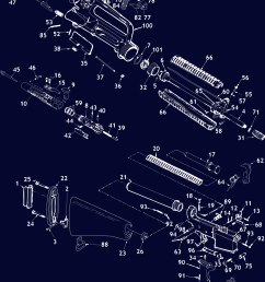 click a part ar 15 gun schematic [ 1243 x 1683 Pixel ]