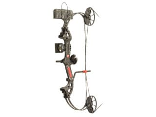 PSE Mini Burner XT RTS Compound Bow Package Right Hand 29