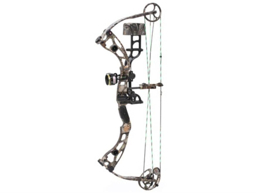 Martin Pantera Compound Bow Package Right Hand 55-70 lb