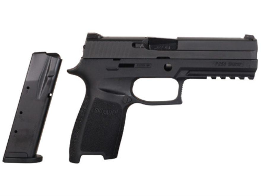 Sig Sauer P250 Cal X-Change Kit Sig Sauer P250 Full Size 357 SIG