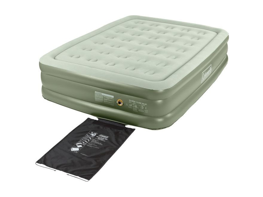 Coleman Double High QuickBed Queen Air Bed