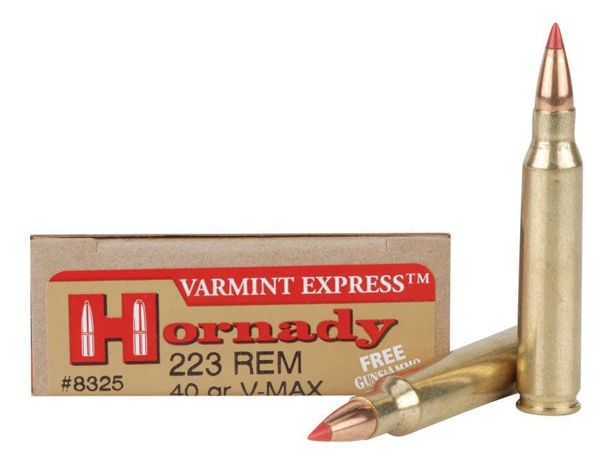 Max 40 22 V Bullets Gr Cal