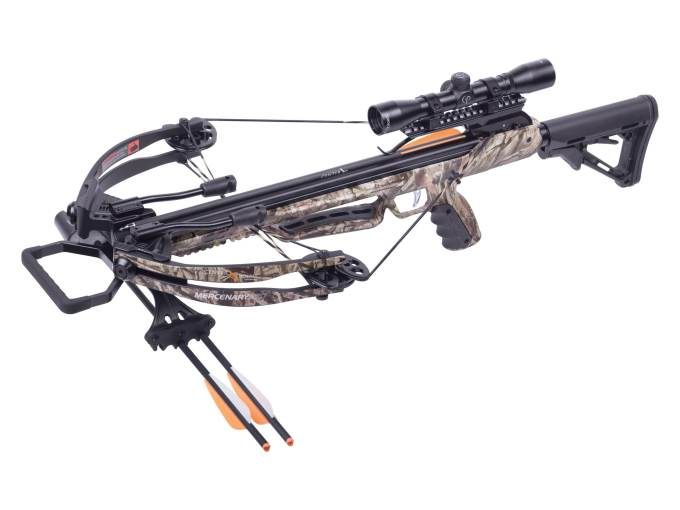 Centerpoint Mercenary 370 Crossbow Package