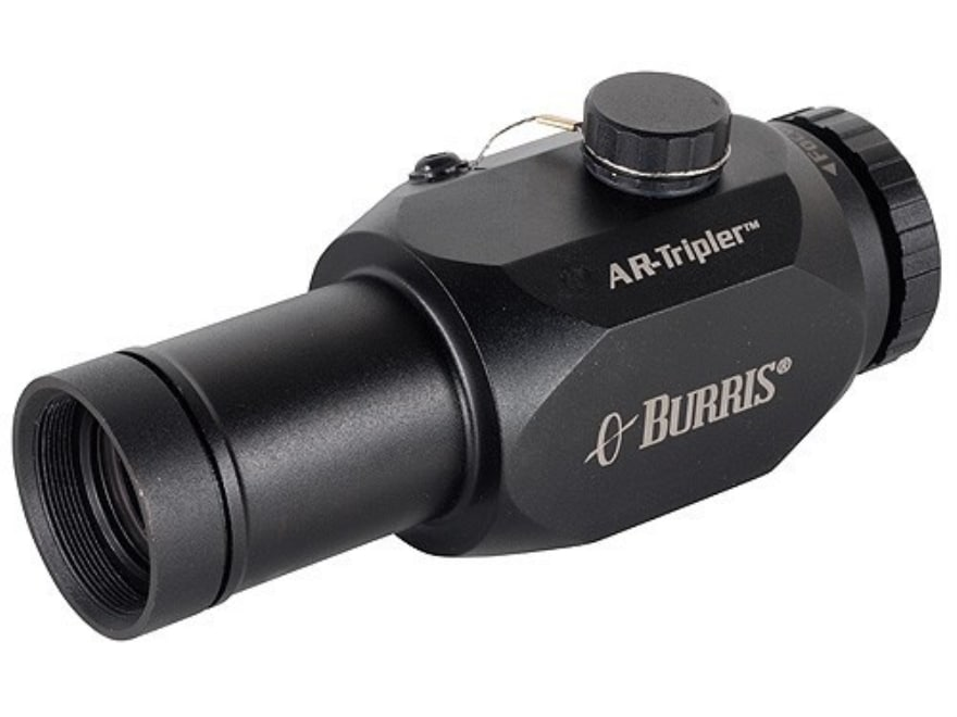 Tripler Magnifier 3x Burris Matte Ar