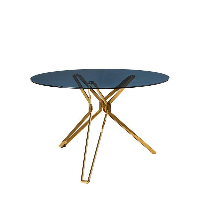 table ronde glass pols potten