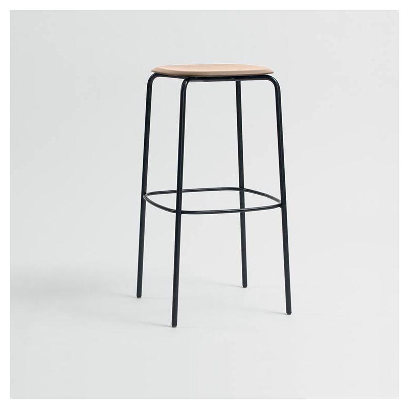 tabouret de bar h 80 okito stool zeitraum