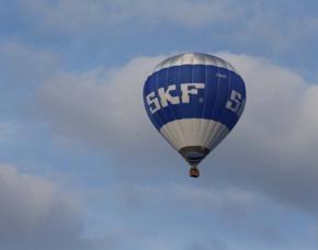 Erlebnisse-Geschenkideen: Ballonfahrt Heldburg
