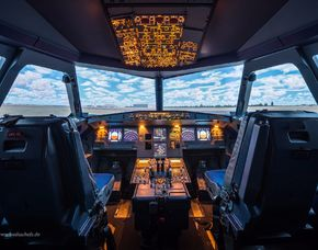 Erlebnisse-Geschenkideen: 3D-Flugsimulator Bruchsal