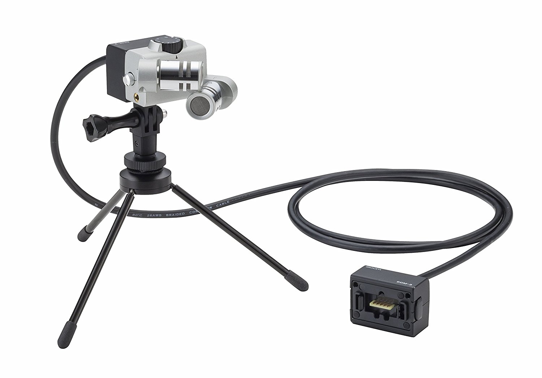Zoom Ecm 3 Channel Digital Multitrack Recorder Kapsul