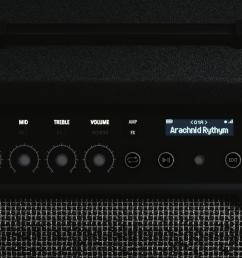 line 6 spider v 60 60w 1x10 guitar combo amp [ 1400 x 594 Pixel ]