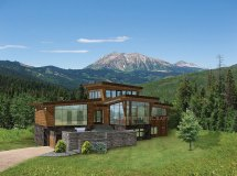 Luxury Timber Frame House Plans Archives