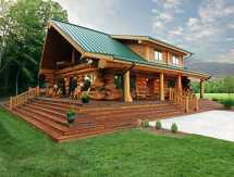 Amazing Log Cabin Homes