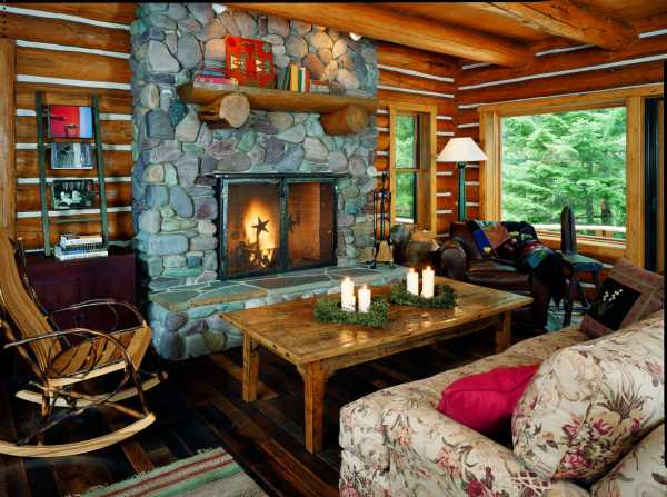 Log Cabin Home Interior Designs