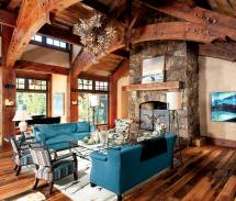 Luxury Timber Frame Houses Archives - Home Living