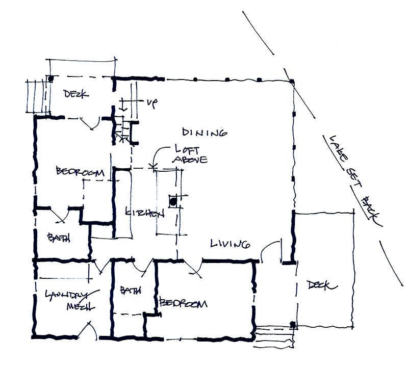 Designing Your Cabin's Floor Plan