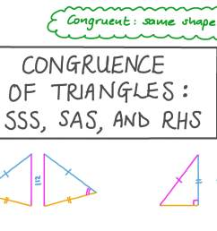 Lesson: Congruence of Triangles: SSS [ 756 x 1344 Pixel ]