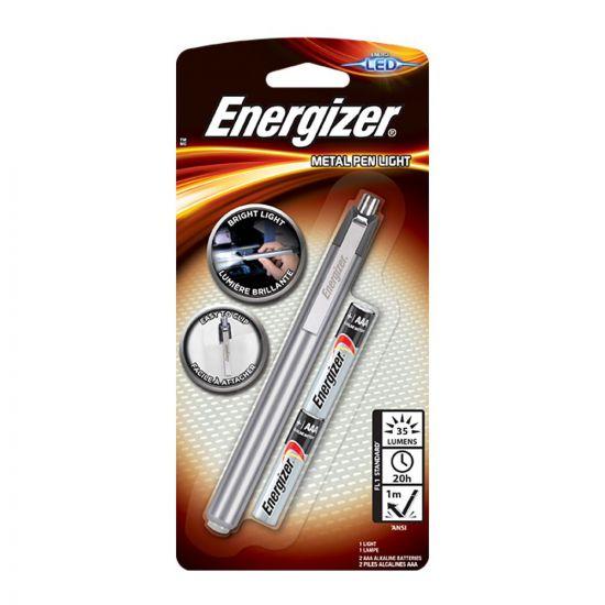 Order Energizer LED Metal Pen Light. AAA-2. PLM22 Online at Best Price in Pakistan - Naheed.pk