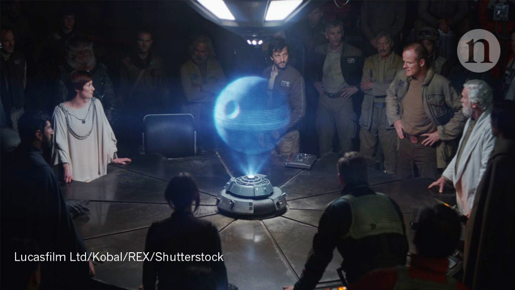 3d Hologram Wallpaper Gif Physicists Create Star Wars Style 3d Projections Just