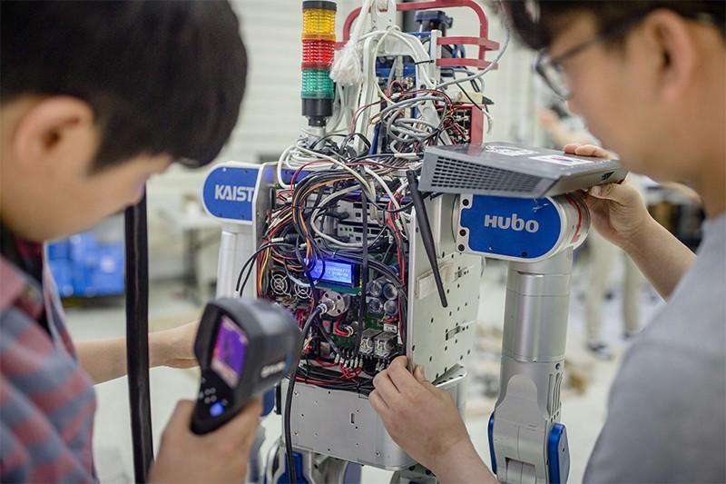 Jurusan favorit di Korea Selatan - Teknik