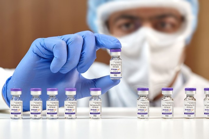 india's dna covid vaccine is a world first – more are coming