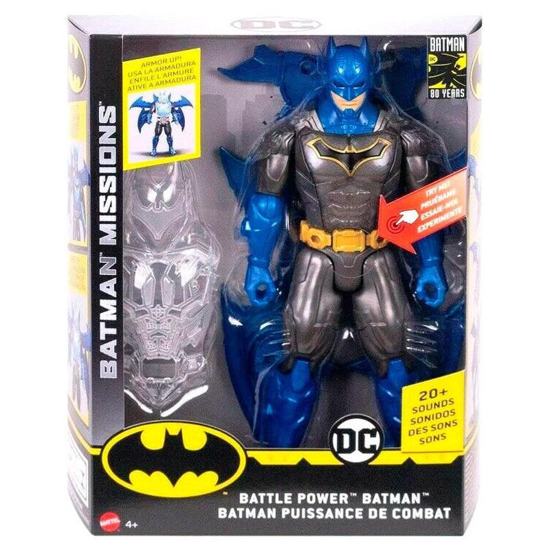super armor batman figur nachtmissionen dc comics 30cm