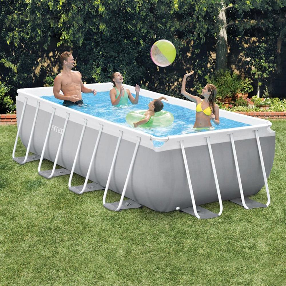 piscine tubulaire rectangulaire intex 3 x 1 75 x 0 8 m