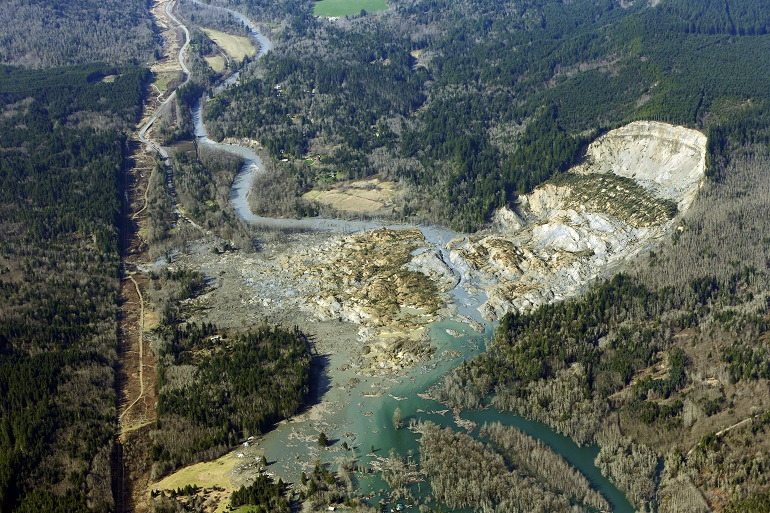 Judge: Timber Firm Must Face Lawsuits in Oso Slide Disaster