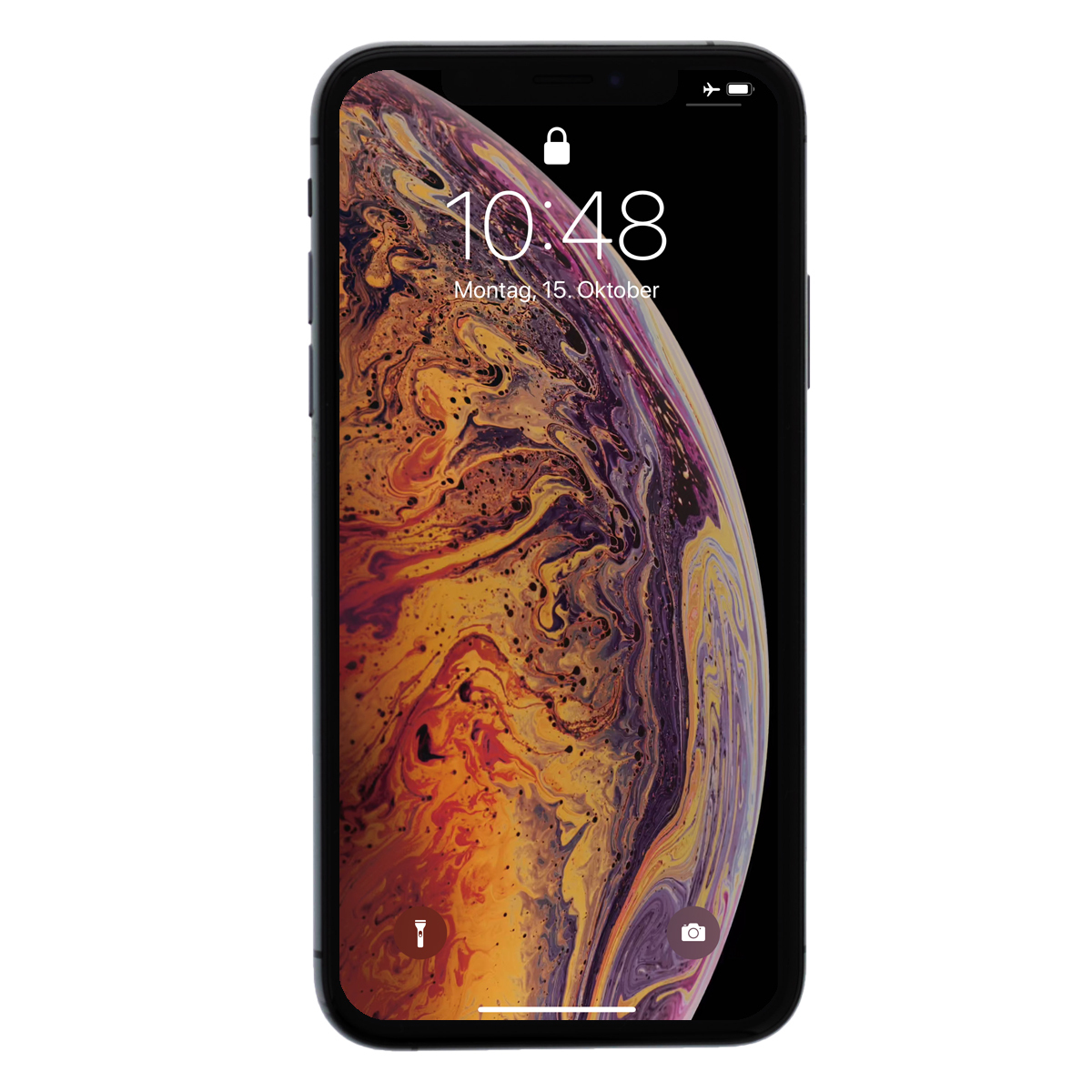apple iphone xs max 64gb dual-sim space grau eu bei notebooksbilliger.de