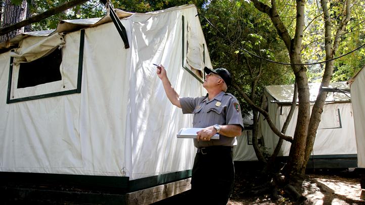 Yosemite Workers To Be Screened for Hantavirus – NBC Bay Area