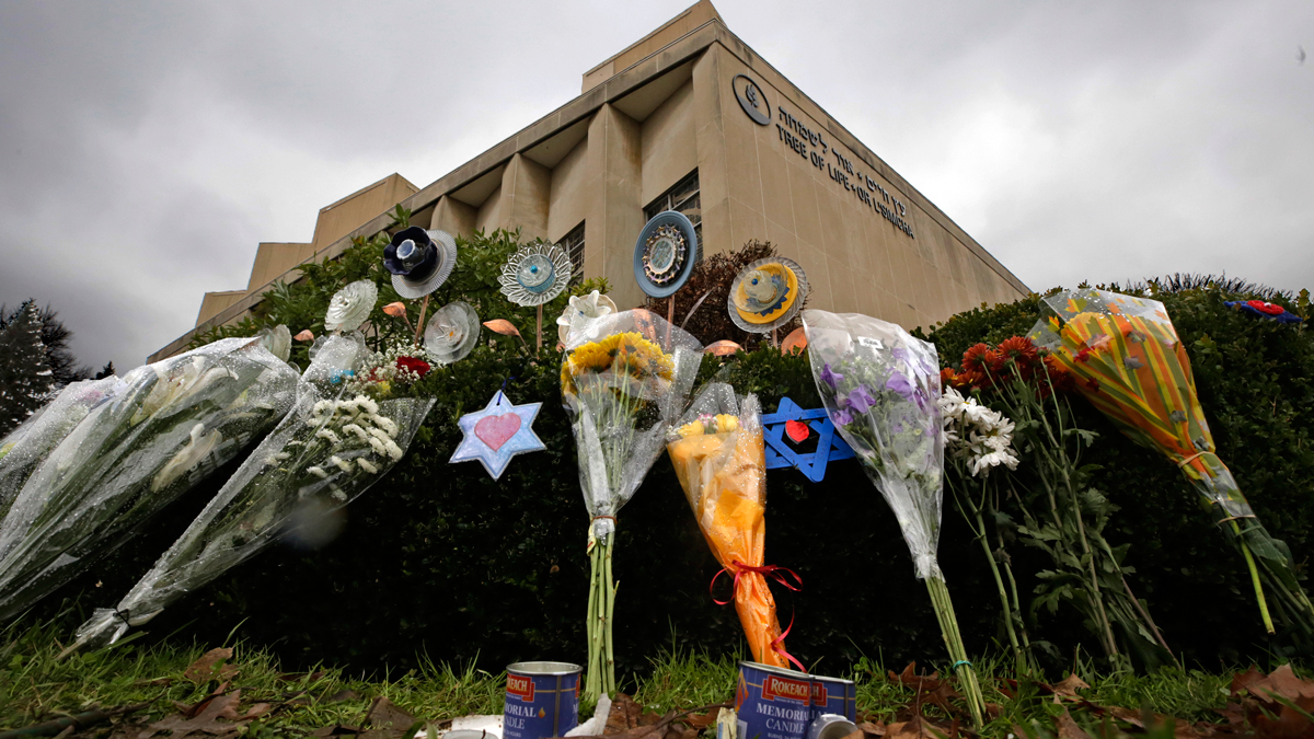 At Tree of Life Synagogue, Site of Deadly Shooting, a Vision for Transformation – NBC Bay Area