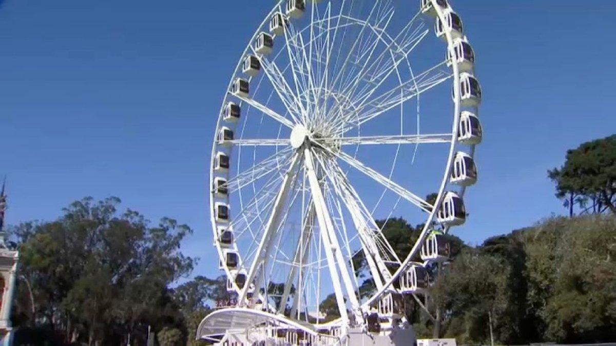 SF Supervisors Seek Probe of Golden Gate Park Ferris Wheel Deal