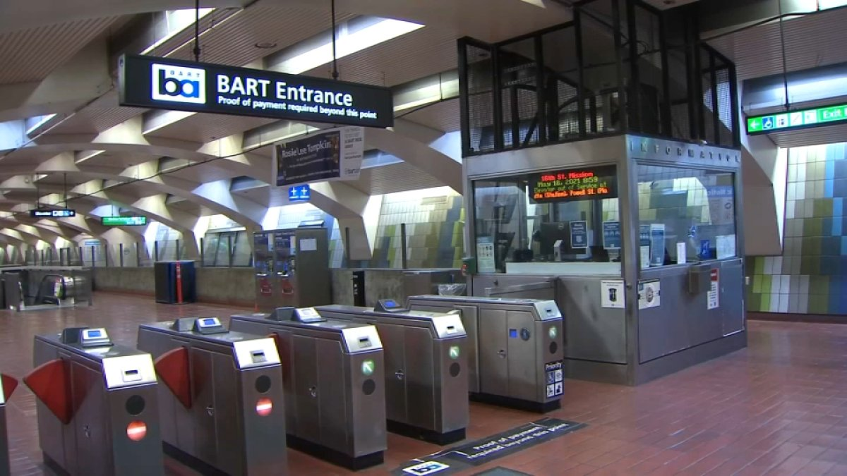 www.nbcbayarea.com: Woman Attacked, Robbed While on BART Train