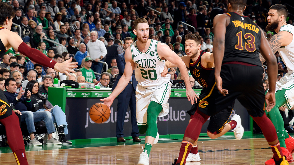 Celtics Forward Hayward Returns From Injury Against