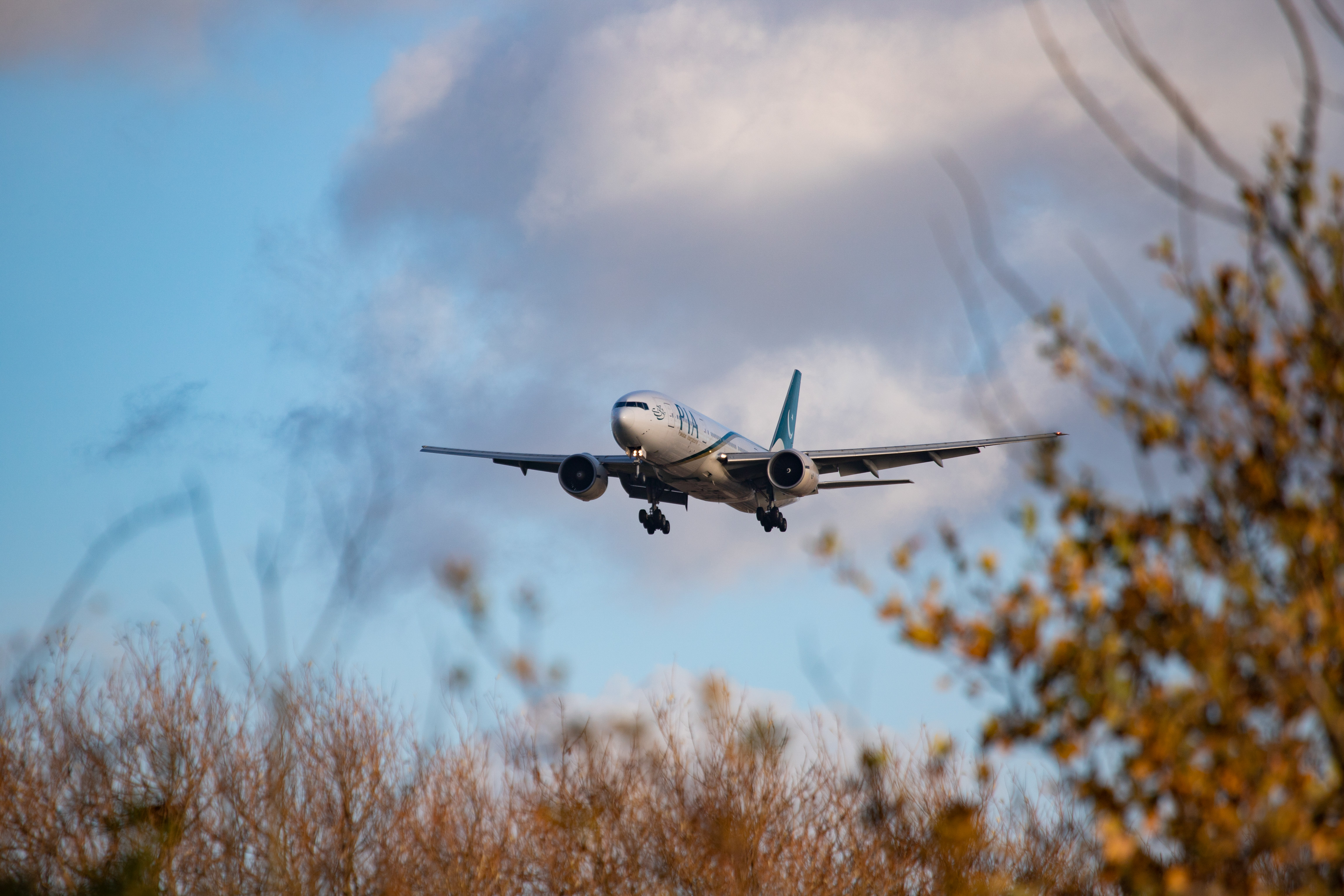 Pakistani Passenger Plane Crashes Near Karachi 107 On