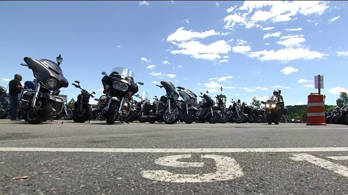 After Scaled-Back 2020 Event, Riders Descend on NH for Laconia Motorcycle Week