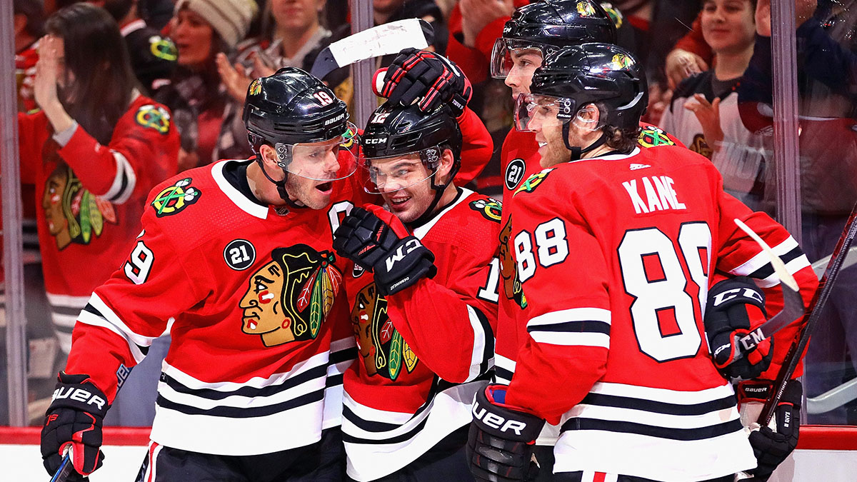 By The Numbers Breaking Down The Blackhawks Winning