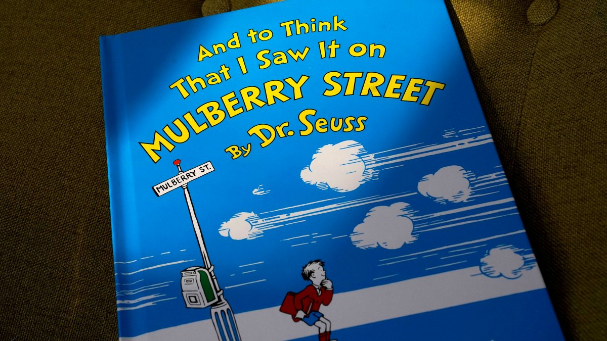 www.nbcchicago.com: These Are the Six Dr. Seuss Books Being Shelved Because of Racist Imagery