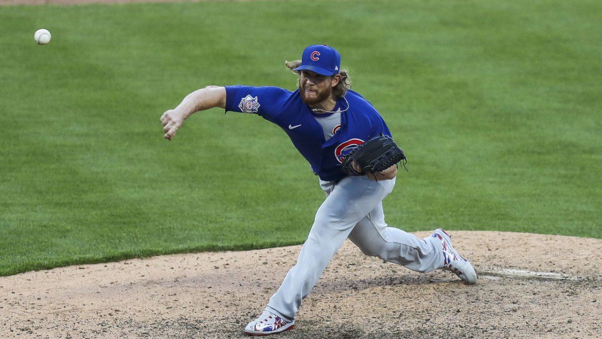 Why Cubs' Craig Kimbrel Didn't Pitch Vs. Pirates on Friday