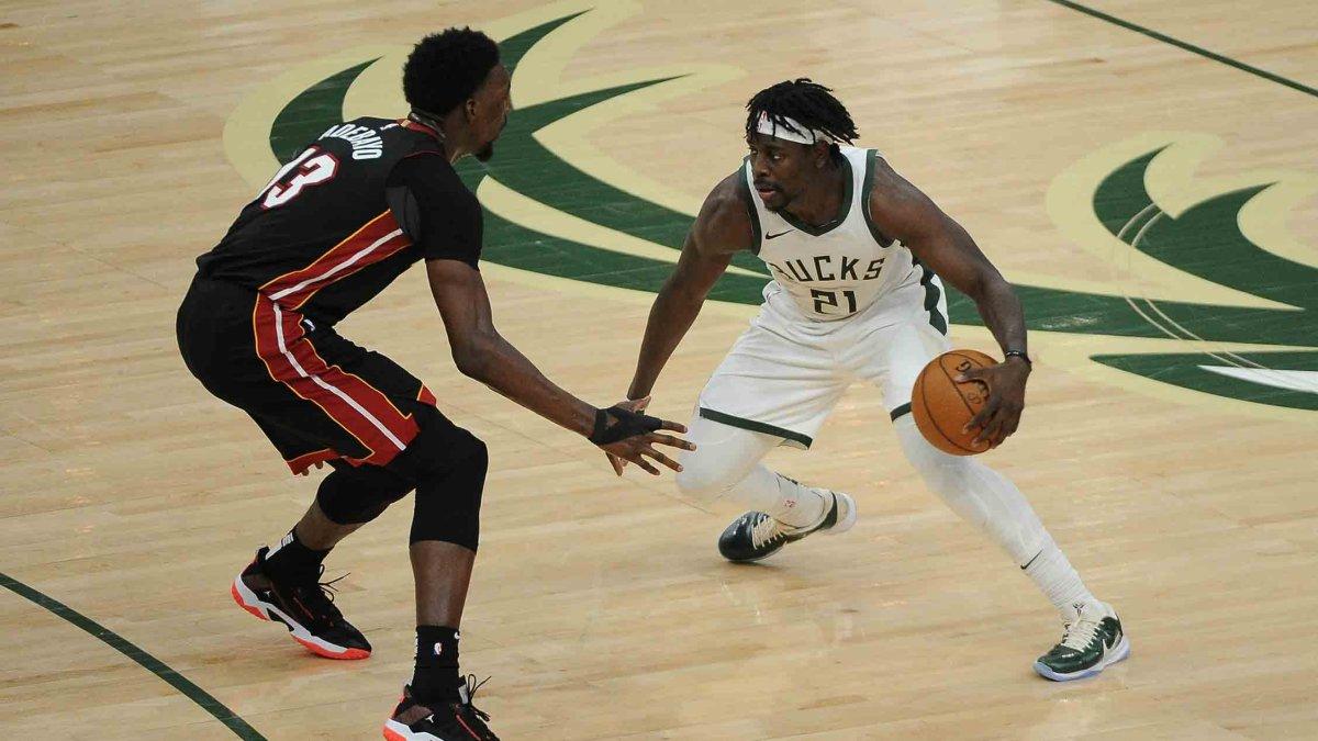 NBA Playoffs 2021: Start Times, Latest News and Odds - NBC ...