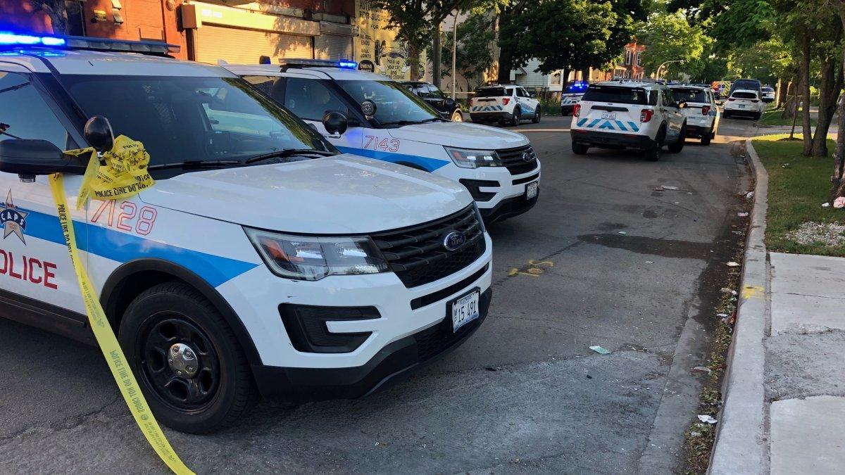 Multiple People Shot, Some Fatally, in Chicago's Englewood Neighborhood