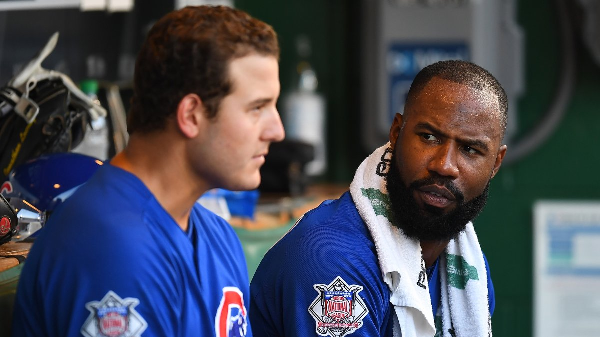 Jason Heyward, Anthony Rizzo Discuss Decision Not to Get COVID Vaccine