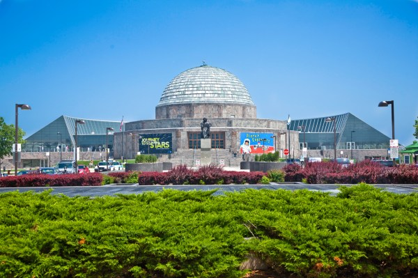 Adler Planetarium Offers Free Admission Days Fall