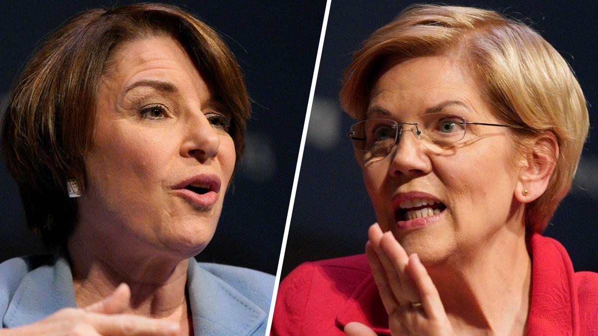 Ny Times Endorses Klobuchar Warren In Democratic Contest