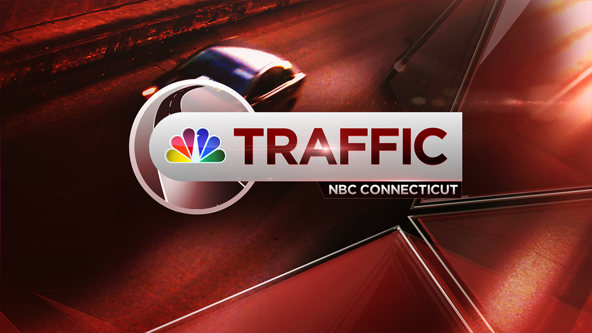 Delays on I-91 in East Windsor After Truck Goes Down Embankment