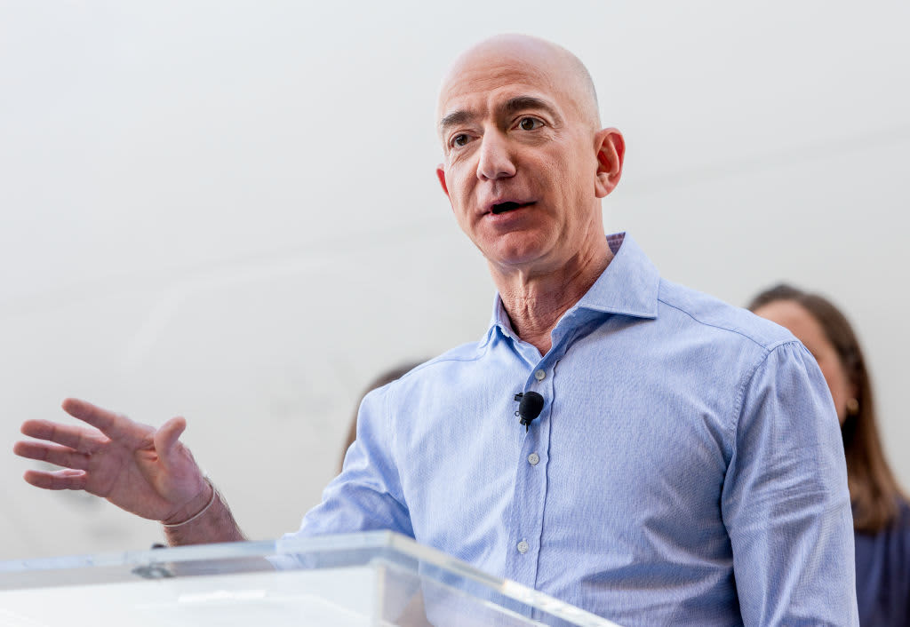 Jeff Bezos Would Pay Over $5 Billion a Year Under Warren's Wealth Tax – NBC Connecticut