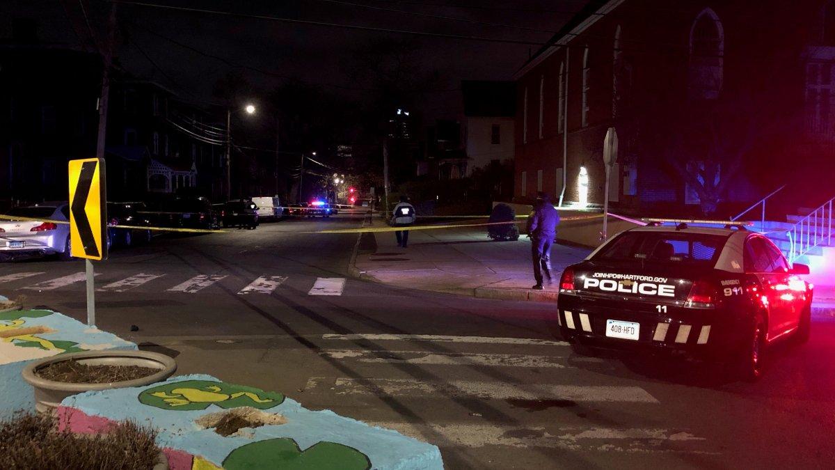 Hartford Police Investigates Overnight Homicide