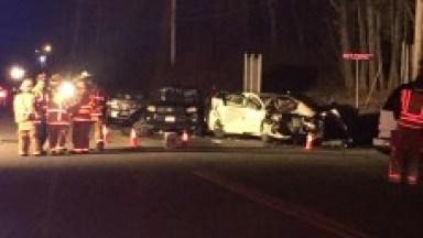 1 Dead, Others Injured After Serious Crash in Salem