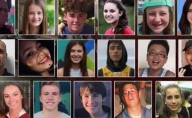 These Are The Lives Lost In The Florida High School